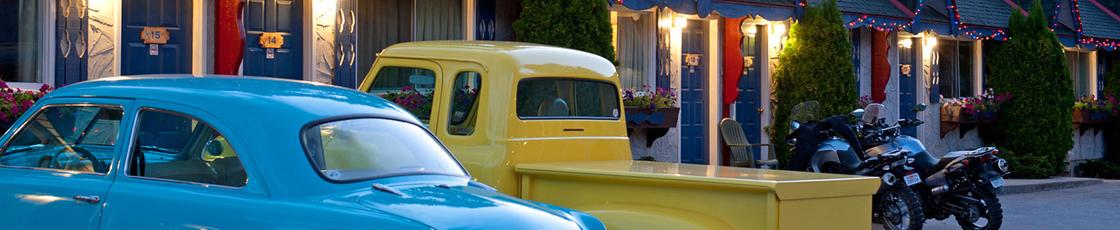Nelson BC Motel