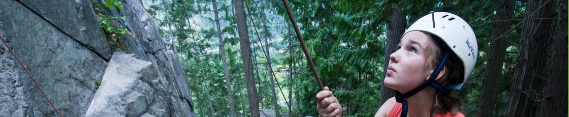 Climbing Nelson