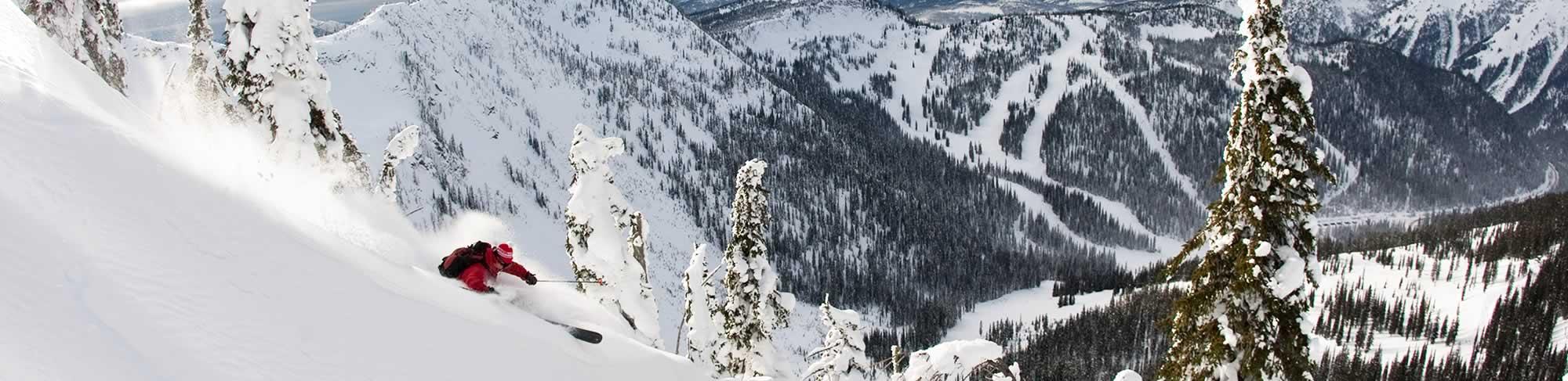 Nelson BC Ski & Stay Sale