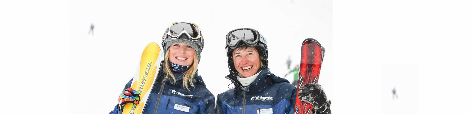 Alpine motel & Whitewater Ski Resort in Nelson BC Canada