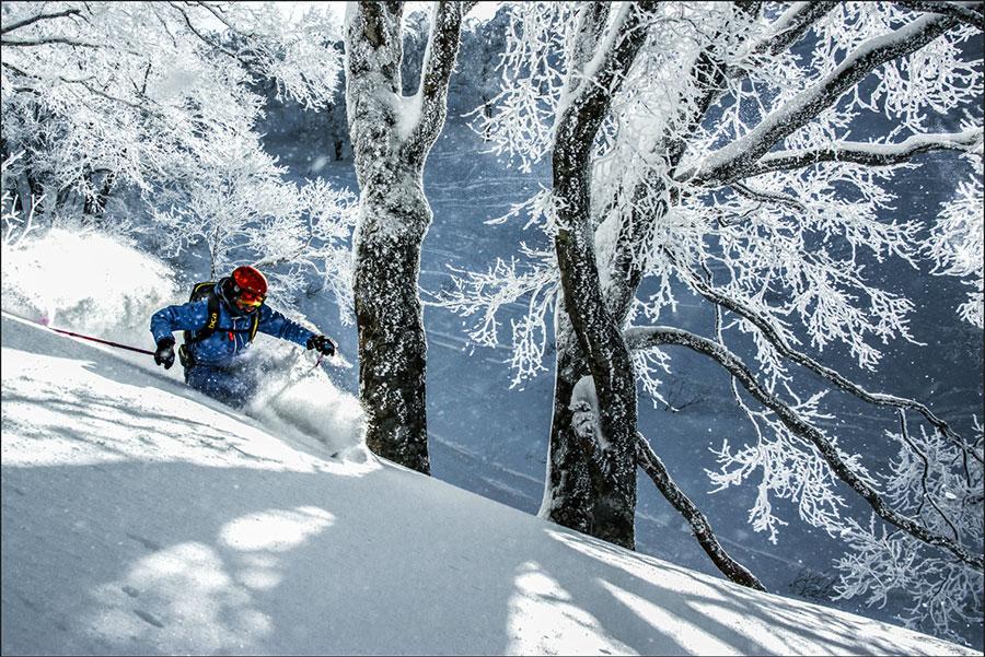 ski nelson bc