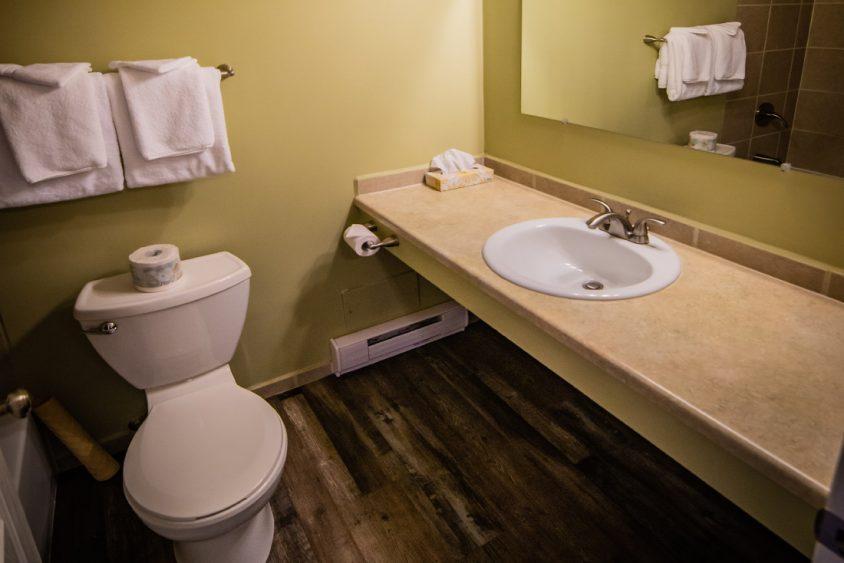 Kitchenette Bathroom
