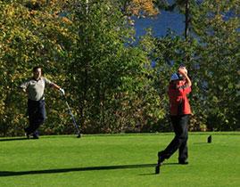 Golf Nelson Accommodation